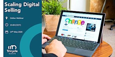 Online Webinar Scaling Digital Selling