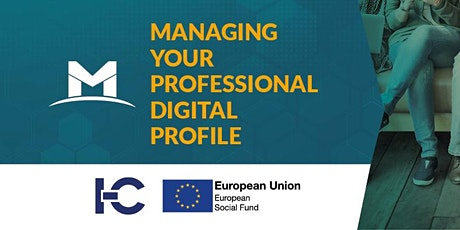 Fully Funded! Managing your Professional Digital Profile. Tickets