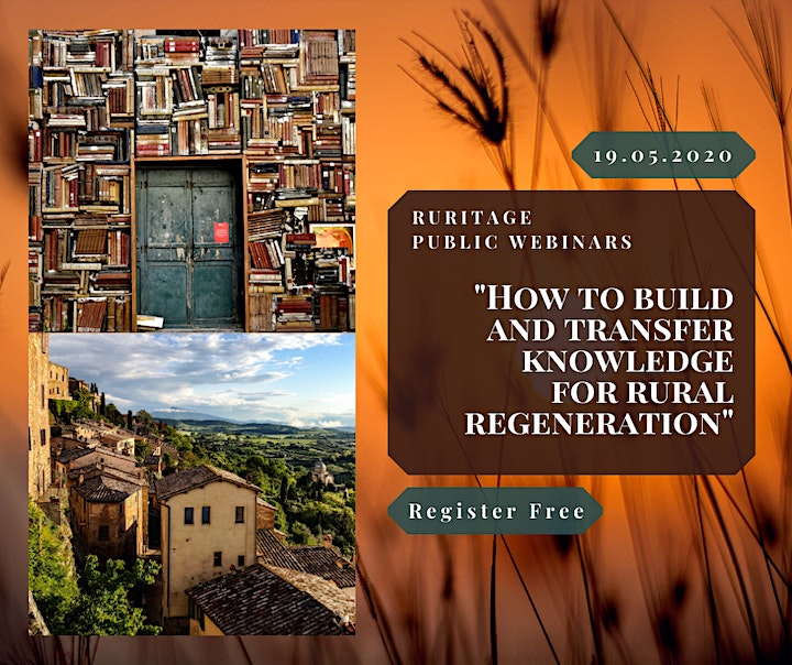 How to build and transfer knowledge for rural regeneration image