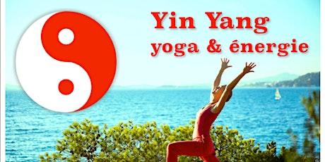 Cours de Yin Yang Yoga billets