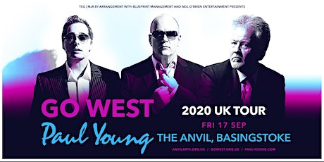 Go West & Paul Young (The Anvil, Basingstoke) tickets