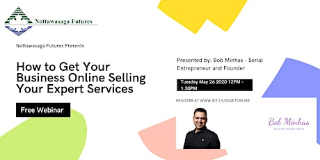 How to Get Your Business Online Selling Your Expert Services tickets