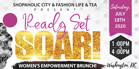 "Ready Set SOAR! Women's Empowerment Brunch ""DMV"" tickets"