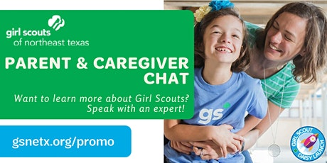 Parent Chat - Girl Scouts Q&A tickets