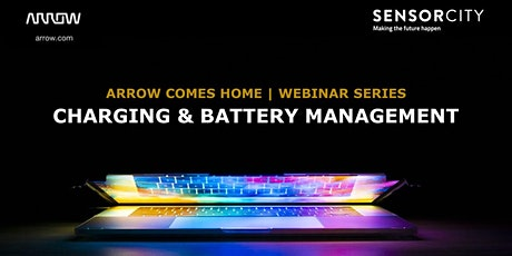 Arrow Comes Home Webinar - Charging & Battery Management tickets