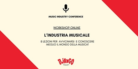 MIC - MUSIC INDUSTRY CONFERENCE biglietti