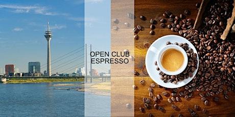 Open Club Espresso (Düsseldorf) - Juli Tickets