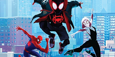 What's the D.E.A.L.? Cultures&Cinema: SpiderMan into the Spider-Verse tickets