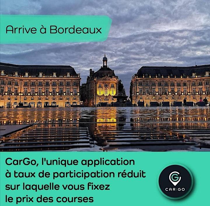 Image pour Reunion VTC Car:Go Bordeaux