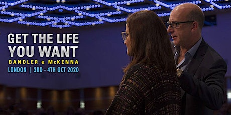 Promo! Richard Bandler and Paul Mckenna Get The Life You Want  tickets