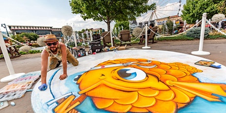 Chalkfest 2020 at The Island in Pigeon Forge tickets