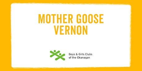 Mother Goose Vernon tickets