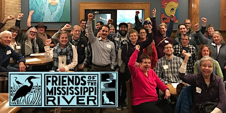 Friends of the river virtual happy hour! tickets