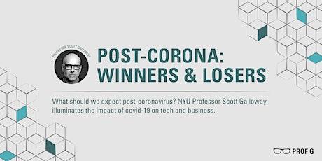 Post-Corona: Winners & Losers tickets