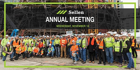 Sellen Annual Meeting tickets
