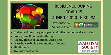 ASVC Resilience during Covid 19 tickets