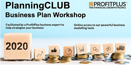 5-Year Business Planning Workshop - Create a Business Plan in 2-Days tickets