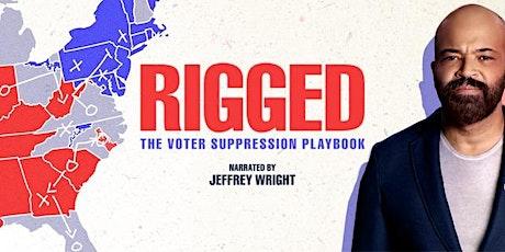 """Rigged"" Free Screening- Glen Ellyn, IL tickets"
