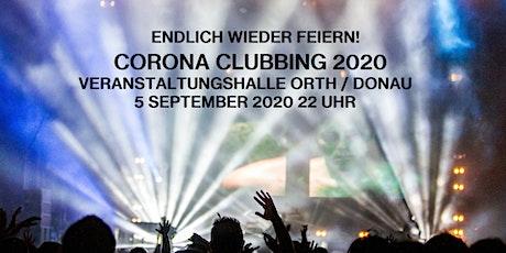 Corona Clubbing 2020 Tickets