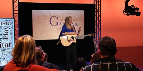 Learn to Play Guitar in a Day! ~ Live Virtual Workshop tickets