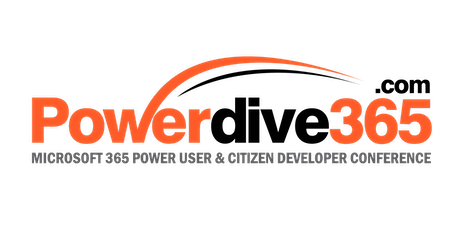 PowerDive365 - Microsoft 365 Power User & Citizen Developer Conference billets