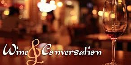 WINE & CONVERSATION tickets