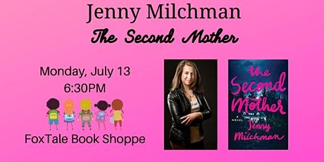 Jenny Milchman, The Second Mother tickets