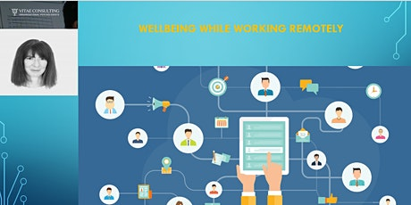 Wellbeing while Working Remotely (Managing self and others) tickets