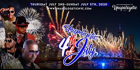 Unapologetic NYC 4TH OF JULY Weekend | Time Square Rooftops & Pool Parties tickets