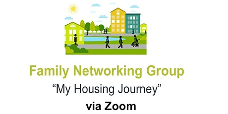Family Networking Group 6/2/20 tickets