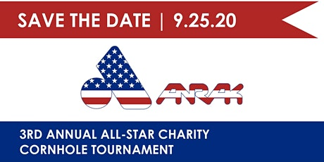 ANRAK Charitable Foundation  All - Star  Cornhole Event tickets