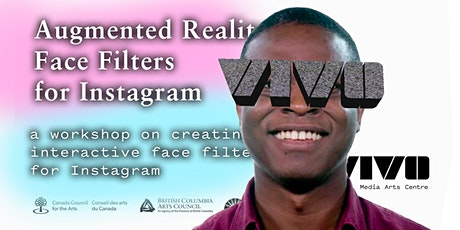 Augmented Reality Face Filters for Instagram tickets