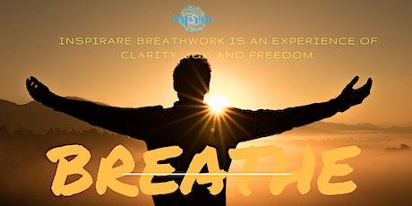 Free Virtual - Inspire Breathwork tickets
