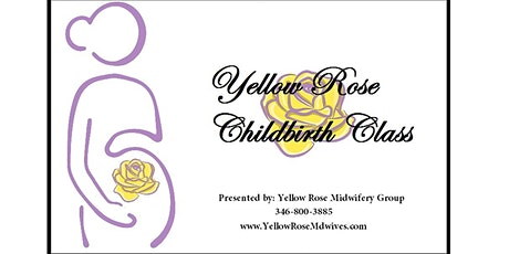 Yellow Rose Childbirth Class 2020 tickets
