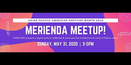 Merienda Meet Up tickets
