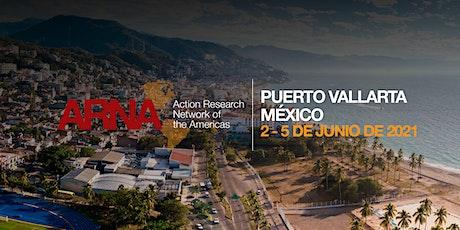 ARNA 2021 Puerto Vallarta, México (Región Sur, Inscripción al Congreso) entradas