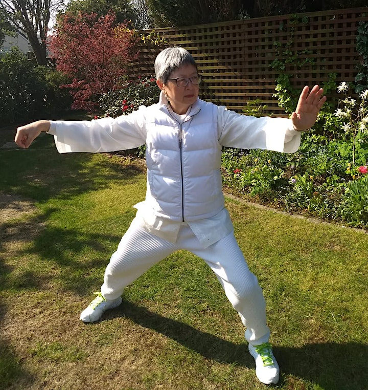 Online Wellbeing Workshop - Tai Chi Lesson image
