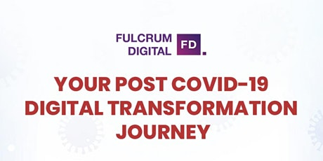 Digital Transformation in the Wake of our Disrupted Economy. tickets