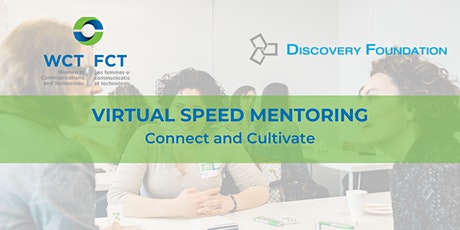 Virtual Speed Mentoring: Connect and Cultivate tickets