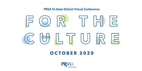 2020 PRSA Tri-State District Virtual Conference: PR State of the Culture  tickets