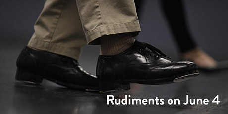 Tap Rudiments June 4 with Tap Master - LANE ALEXANDER tickets