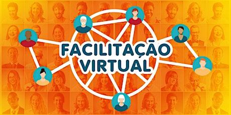 Facilitação Virtual • Turma 21 • Junho 2020 ingressos