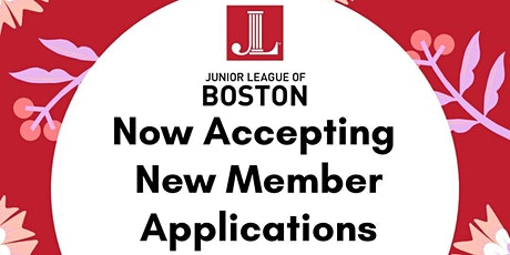 JL Boston New Member Virtual Information Session: All about Training! tickets