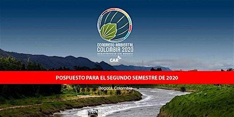 Congreso Ambiental Colombia 2020 - Megaproyecto Río Bogotá boletos