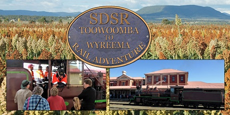 Toowoomba Wyreema Return 9.00am - ideal for families with young children tickets