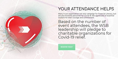 CONVENTION FOR A CAUSE - RAISING FUNDS FOR COVID-19 tickets