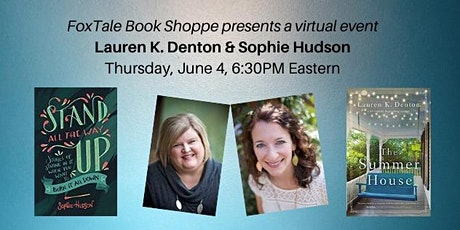 Virtual: Lauren K. Denton & Sophie Hudson tickets