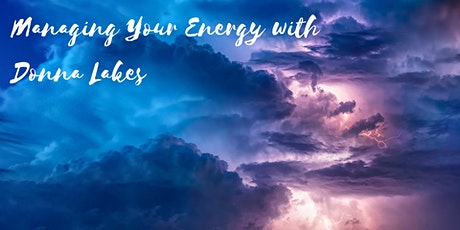 Managing Your Energy tickets