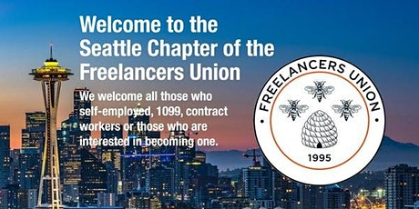 WEBINAR - Seattle Freelancers Union SPARK: Working Through A Pandemic tickets