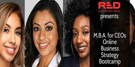 M.B.A. for CEOs 3-Day Business Strategies Bootcamp - ATLANTA, GA tickets